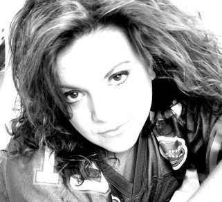 My Andrea posing