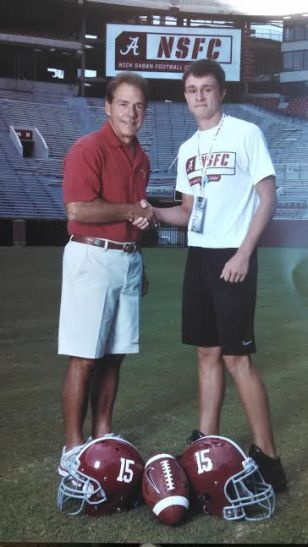 Jack and Nick Saban