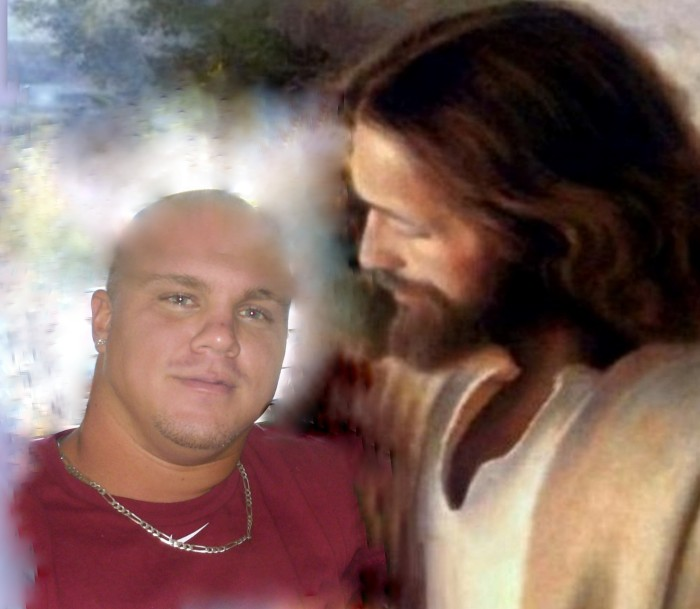 Jesus loves you, Brandon